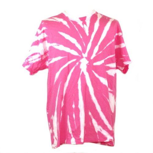 pink reverse dye slash