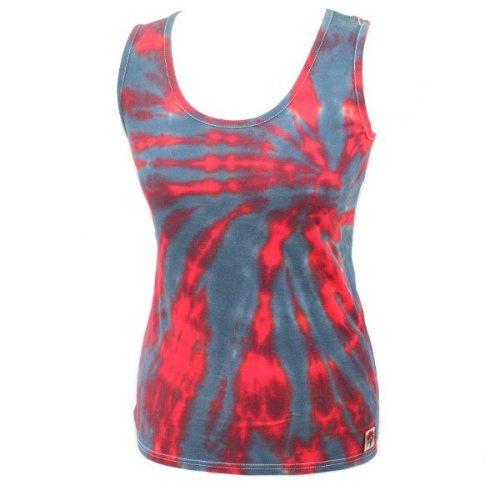 Charcoal & Red slash