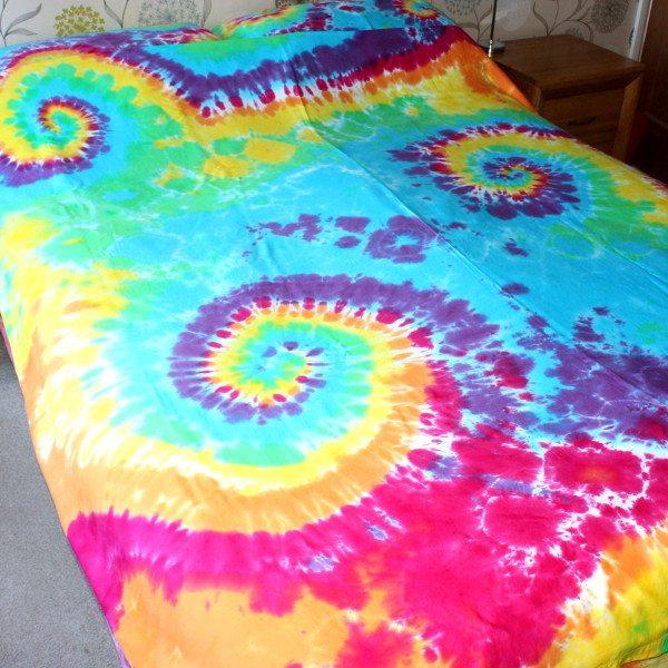 custom dyed bedding sets