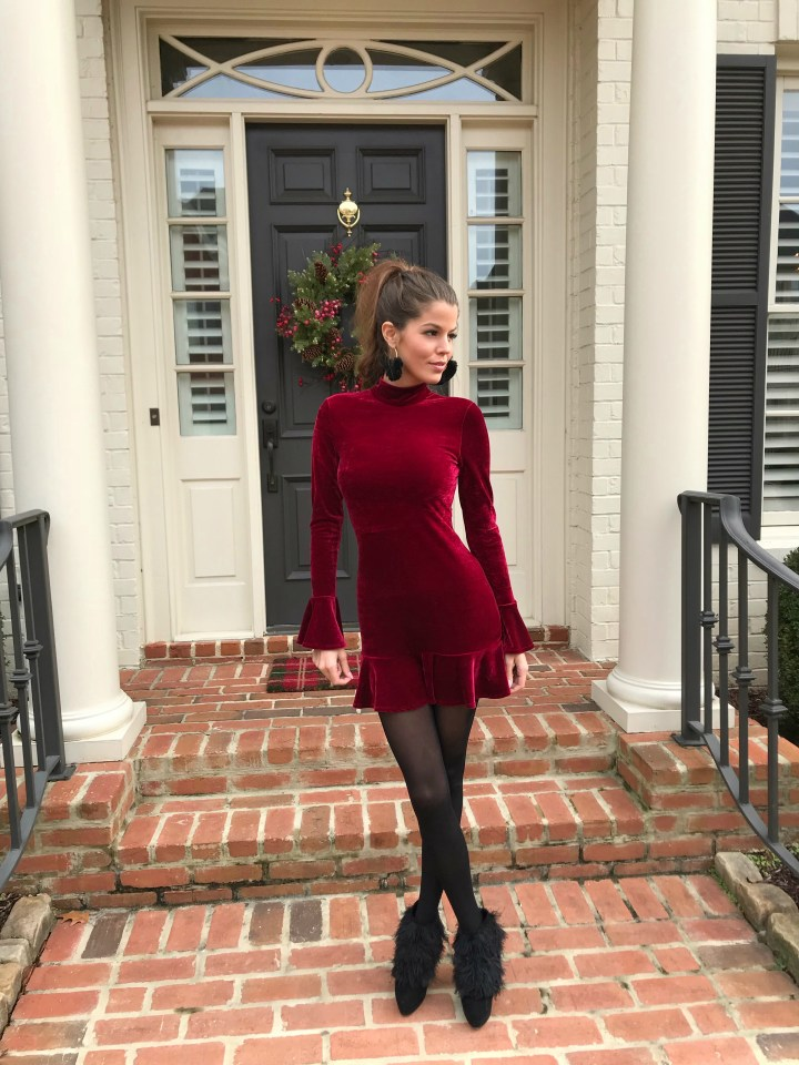 My Christmas outfit everyone is asking about!