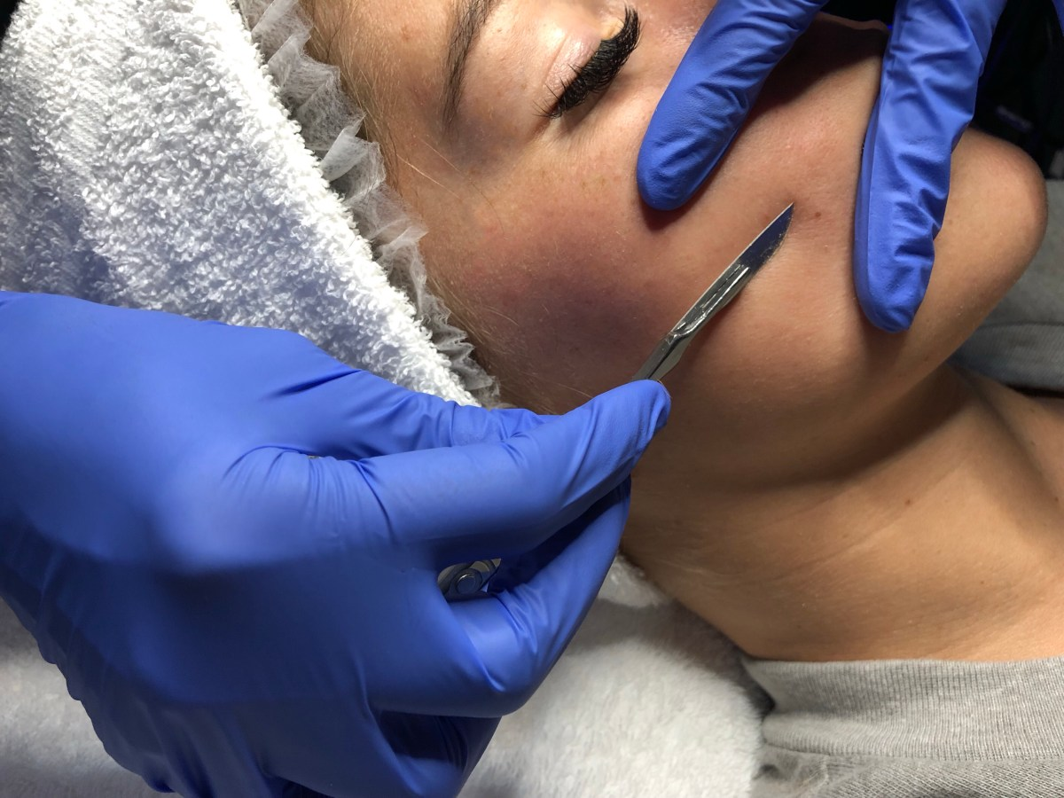 DermaBlade and HydraFacial Refresh!