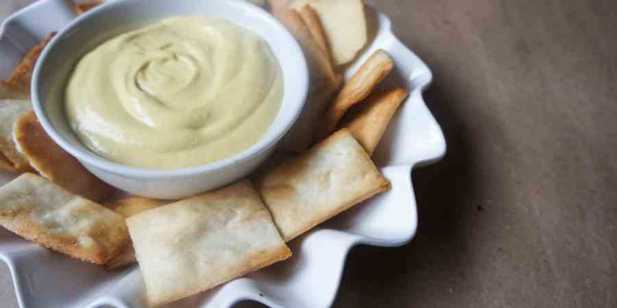 Copycat Chick-Fil-A Sauce is the perfect combo for your pita chips, chicken nuggets, BBQ or to dip veggies in!