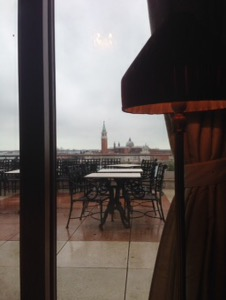 ベネチアの最高級ホテル ホテルダニエリの絶景レストラン テラッツァダニエリは絶景だけでなく料理も絶品の最強オススメレストラン