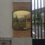 【シャンパーニュ旅行記16】世界最古のシャンパンメゾンルイナールのシャンパンカーブ見学