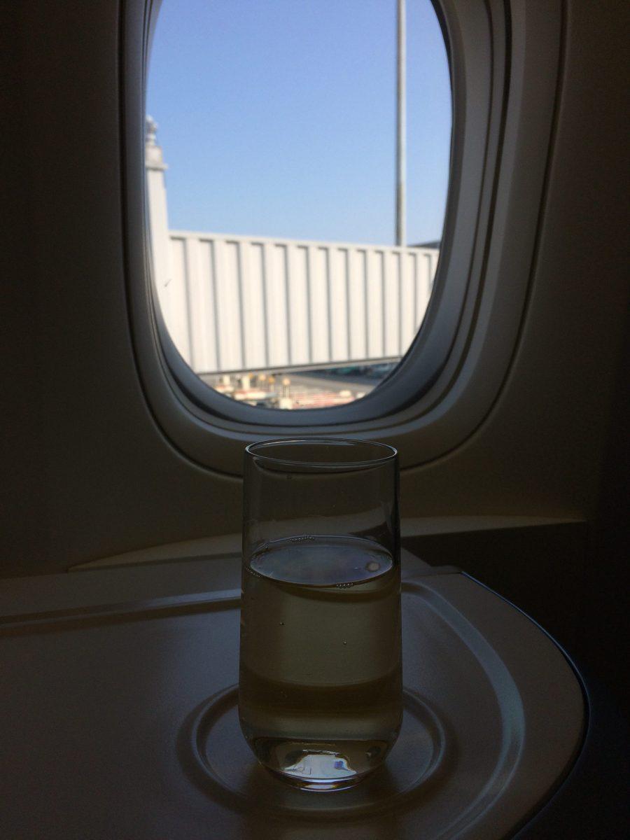 エールフランス 新ビジネスクラス搭乗記 関空ーパリ  Boeing 777-200