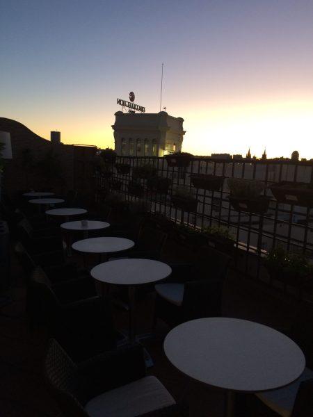 Westin Palace Madridフィットネスルーム
