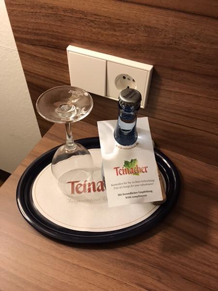 Best Western Plus Hotel Am Schlossberg無料の水