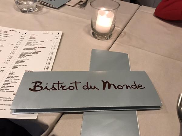 カポナータを食べるなら地元民お薦めの絶品レストランBistrot du monde@タオルミーナが絶対おすすめ!