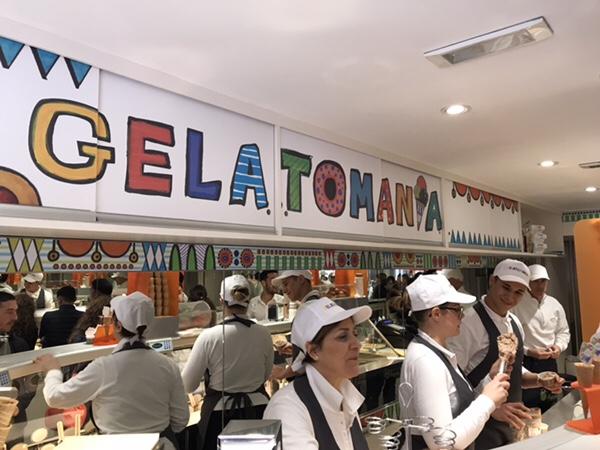 Gelatomania taormina