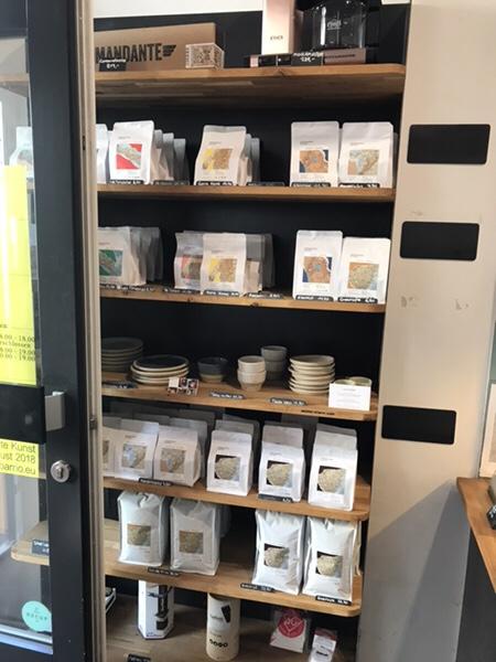 Hoppenworth & Ploch Röstereiコーヒー豆販売