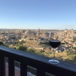 トレド最高の夜景を見ながらディナー@パラドール デ トレド(Parador de Toledo)