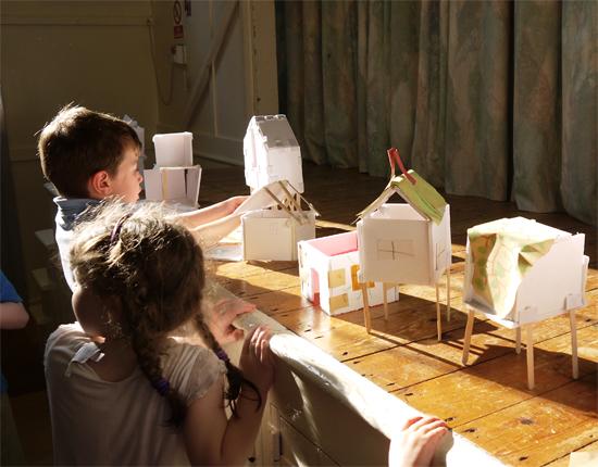 Το Εργαστήρι Σχεδίου - παιδικό Art Camp - δημιουργική απασχόληση παιδιών