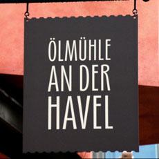 Ölmühle an der Havel - Kreuzberg