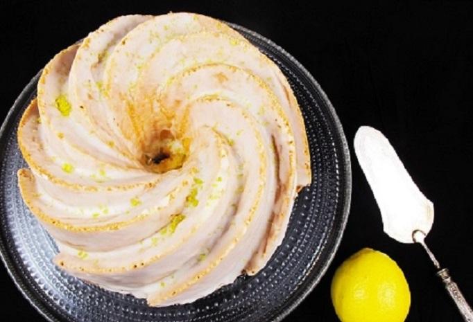 Zitronenkuchen