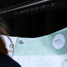 Neukölln - Katies Blue Cat