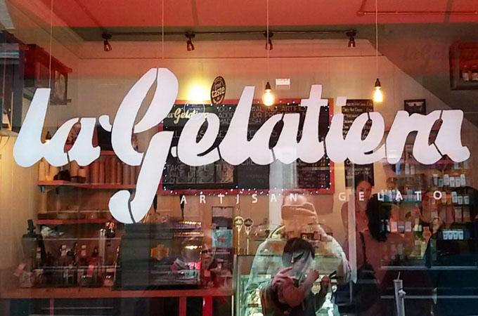 London La Gelatiera
