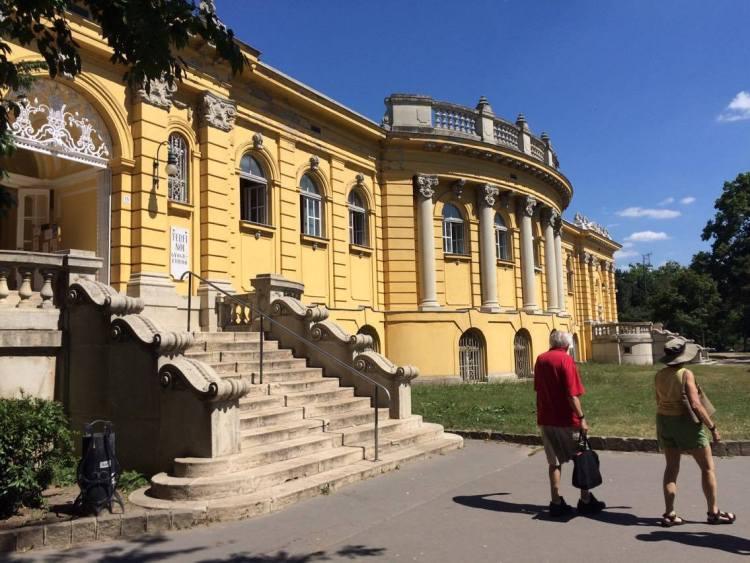 Széchenyi-Heilbad Budapest