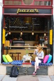 Café Pazar Budapest