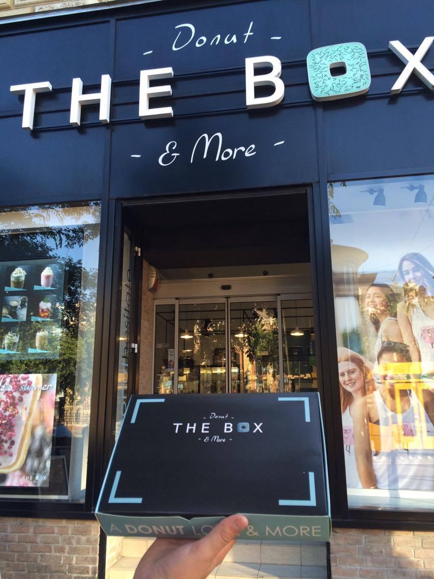 the box donut budapest