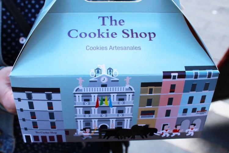 Cookie Shop Pamplona