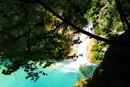 Wasserfall Nordspanien