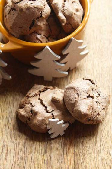 Schokoladenmakronen