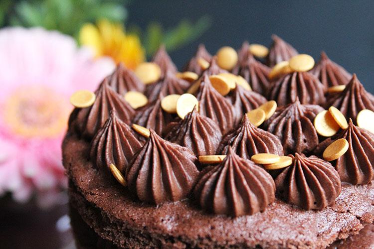 Schokoladen Törtchen