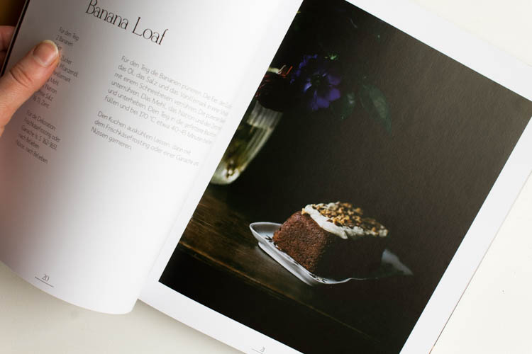 Rezension Backbuch dilekerei Banana Loaf