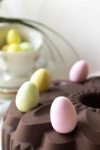 Rezept Nutellakuchen Ostern