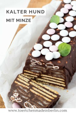 Rezept Kalter Hund Minze