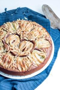 Rezept Schoko-Apfel-Kuchen