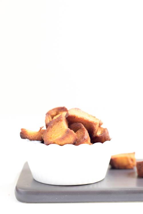 Rezept Honig Senf Pretzel Bites Brezelstücke