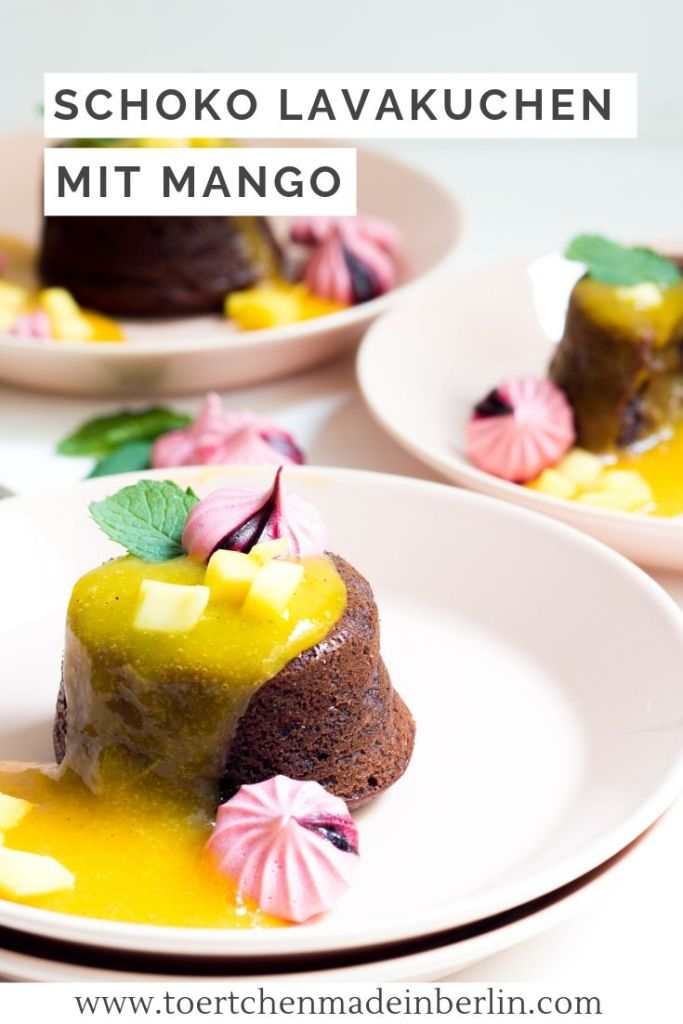 Rezept Schokomuffin mit Mango