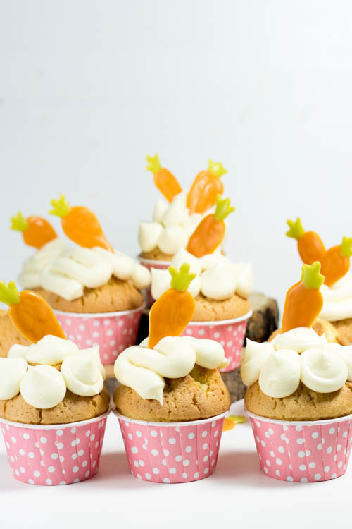 Rezept Eierlikör Cupcakes Ostern