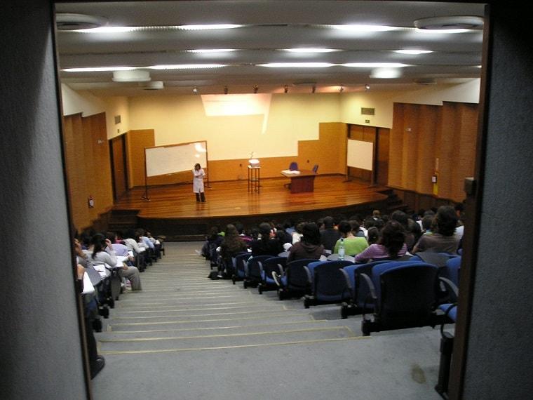 college classroom influence