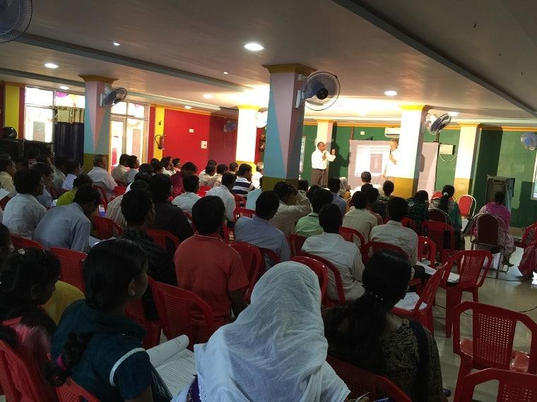 Pastors Conference Orissa India