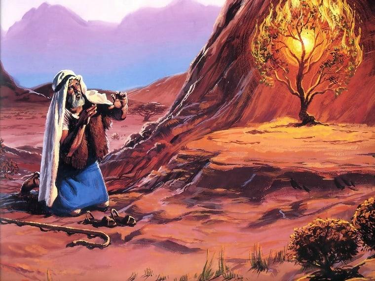 Moses - my hero