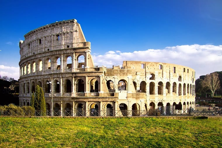 Colosseo - historical background research
