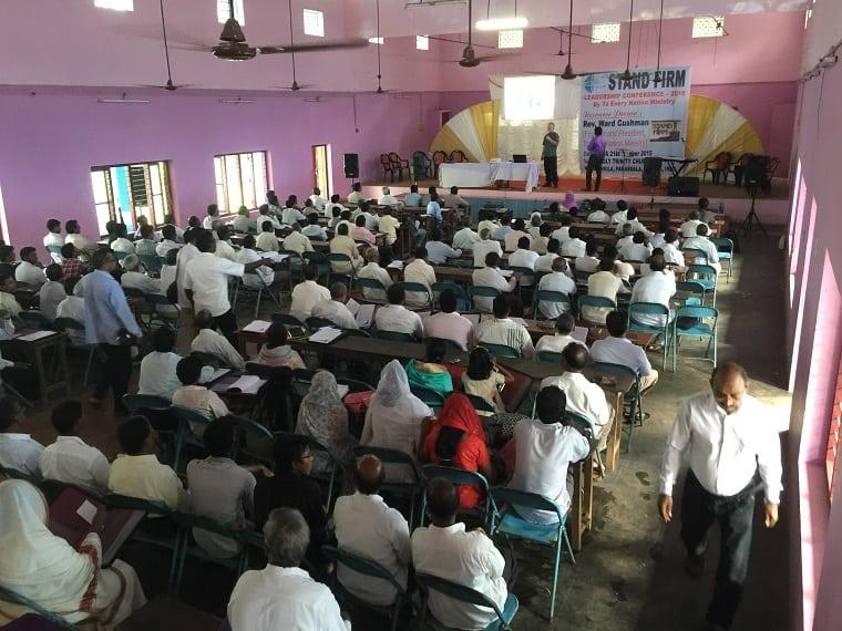 God's goodness in providing many pastors to train