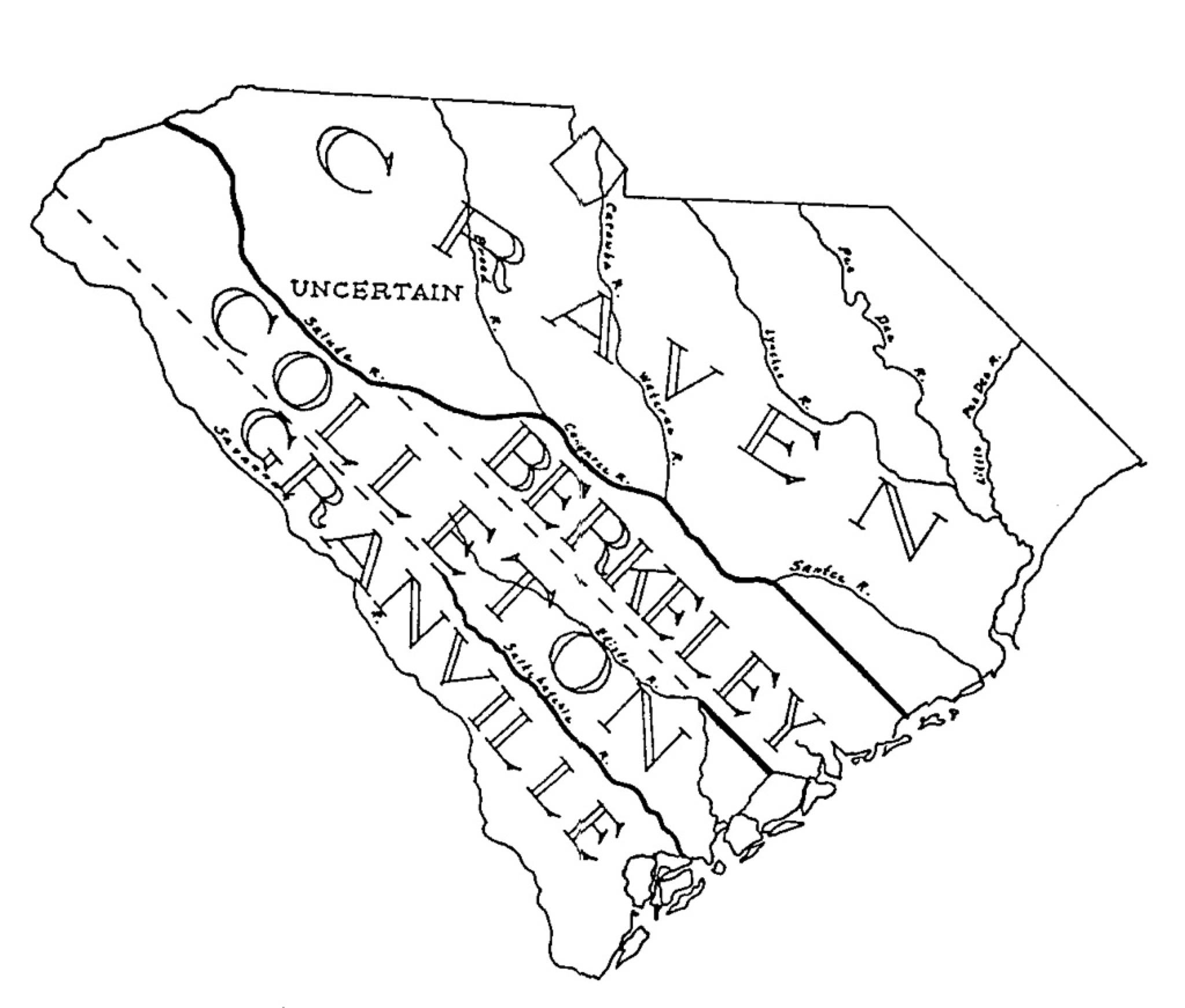Chester County, SOUTH CAROLINA