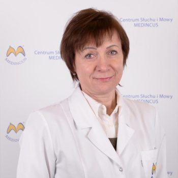 Dr Irena Urban - Skarbnik zarządu