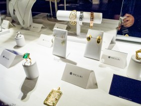 Rings, Bracelets and Earrings from Mejuri Jewellery Launch Event