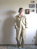The obvious costume choice in 2010 was to be Lost inspired since the show had recently ended! This is definitely one of the most comfortable costumes ever. I made one for Mr. Husband too and he even wore it for a couple hours!