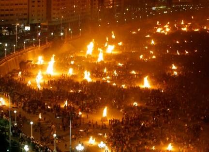 24 junio 2010 / 24 abril 2011 página 7 A Coruña.- Fiestas de San Juan