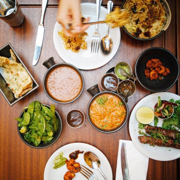 dishoom-carnaby-london-sixties-indian-restaurant-dinner