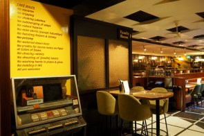 dishoom-carnaby-london-sixties-indian-restaurant-rules