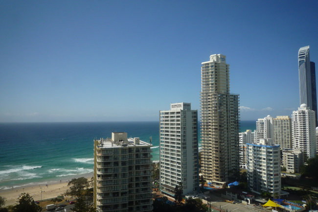 Ocean-View-from-QT-Hotel-Gold-Coast