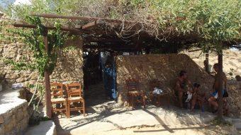 Kiki restaurant under the tree