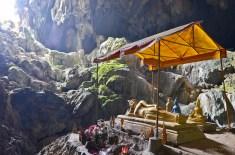 Fietstocht / Phoukham Cave