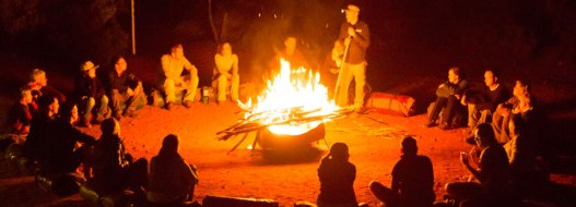 around-the-camp-fire